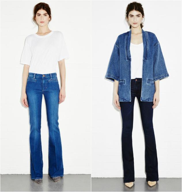 הלוק הקלאסי. MiH Jeans (צילום: מתוך האתר)