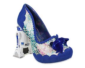 מלחמת העקבים: הנעליים החדשות בחסות סטאר וורס