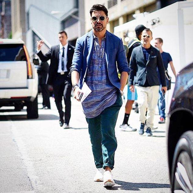 תכירו את אלכס, עורך אופנת הגברים באתר WWD ומנהל האופנה במגזין M  (צילום: אינסטגרם thealexbadia)