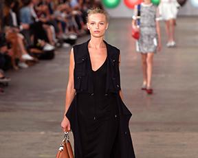 שבוע האופנה ניו יורק: כל מה שרציתם לדעת על התצוגה של הוגו בוס