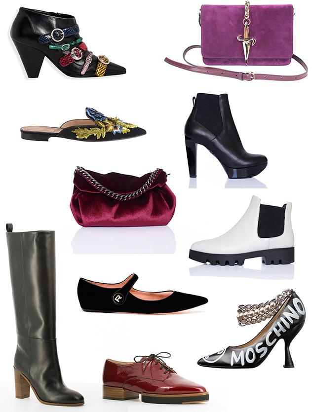 """מרי נעליים - היצע גדול ומפתה (צילום: יח""""צ)"""