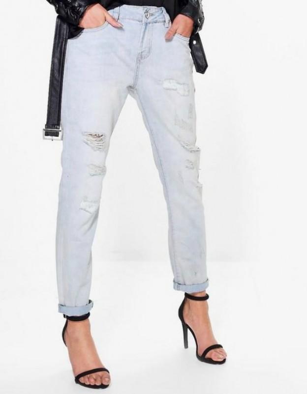 נמצא ג'ינס הבויפרנד המושלם (צילום: boohoo)