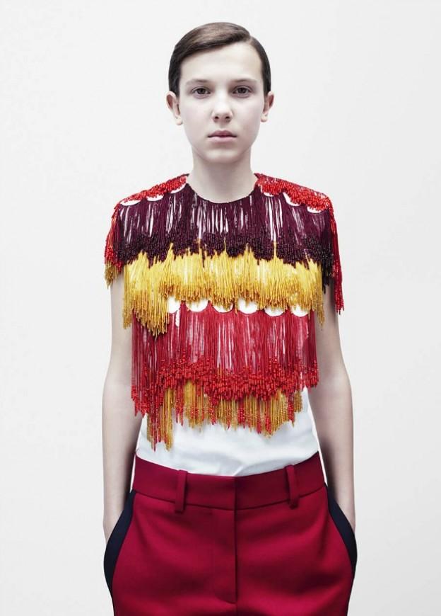 רוח חדשה בבית האופנה הוותיק (צילום: קלווין קליין, מתוך האתר הרשמי)