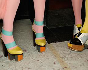 כל הנעליים הכי מדהימות שפספסתן בשבוע האופנה של לונדון