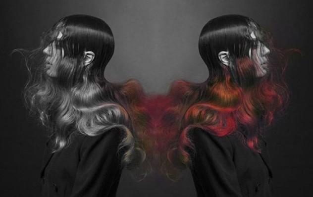 שיער משנה צבעים. העולם הזה טוב מדי (צילום: theunseenalchemist)