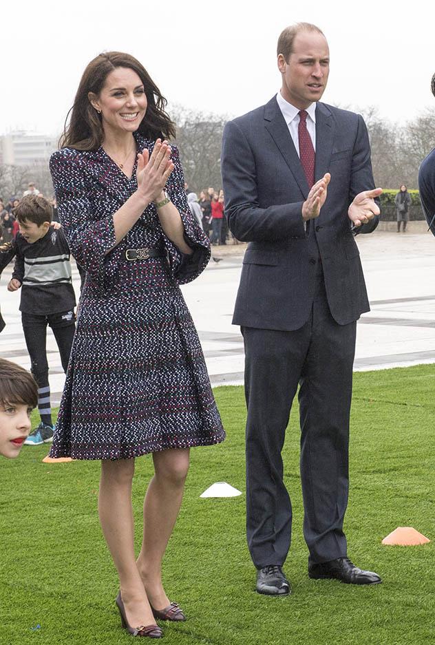 ומה עם שרלוט? מעניין אם יש לה תקציב משלה (צילום: Arthur Edwards-Pool גטי אימג'ס)