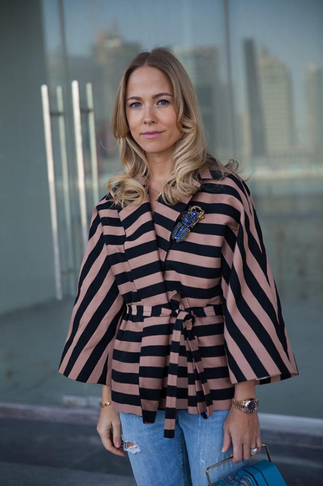 הטרנד השולט (צילום: sweatshirts and dresses, מתוך הבלוג)