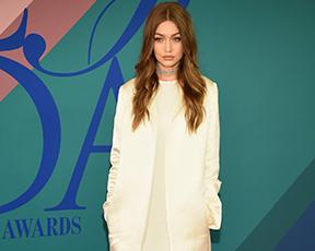 טקס פרסי האופנה האמריקאית: ג'יג'י גנבה את ההצגה
