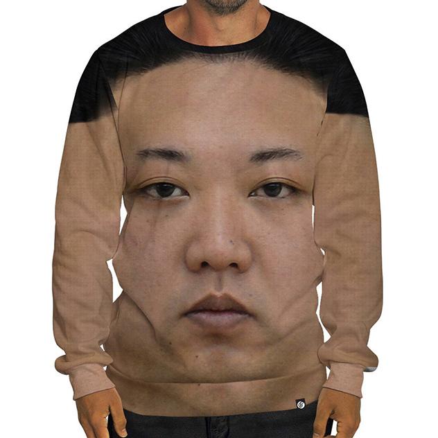 היי קים (צילום: BelovedShirts)