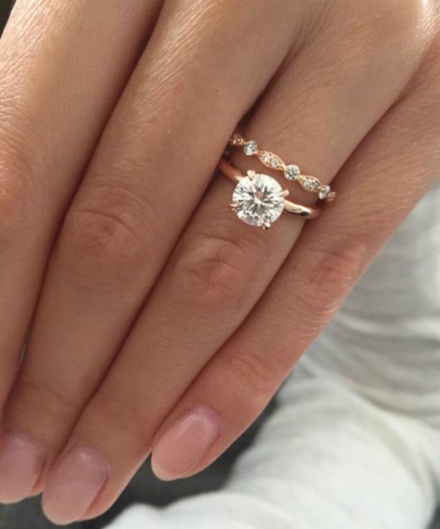 הטבעת החביבה על גולשי פינטרסט (צילום: פינטרסט, Sylvia Billone)