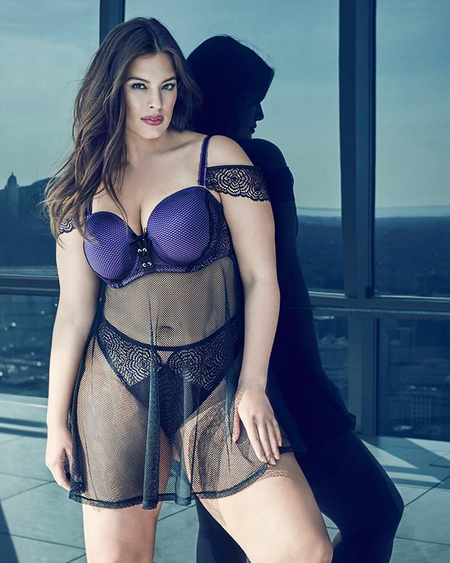 הגודל לא מגדיר אישה (צילום: addition elle, מתוך האתר הרשמי)