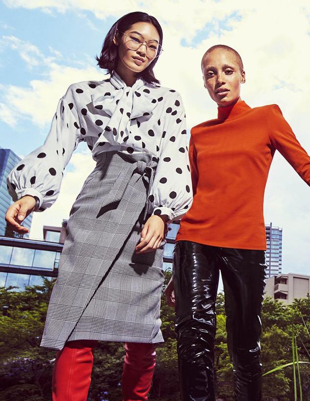 """מתוך קמפיין הסתיו החדש של H&M (צילום: יח""""צ חו""""ל)"""