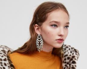 כל הנוצץ: קולקציית התכשיטים החדשה של זארה היא משהו מיוחד
