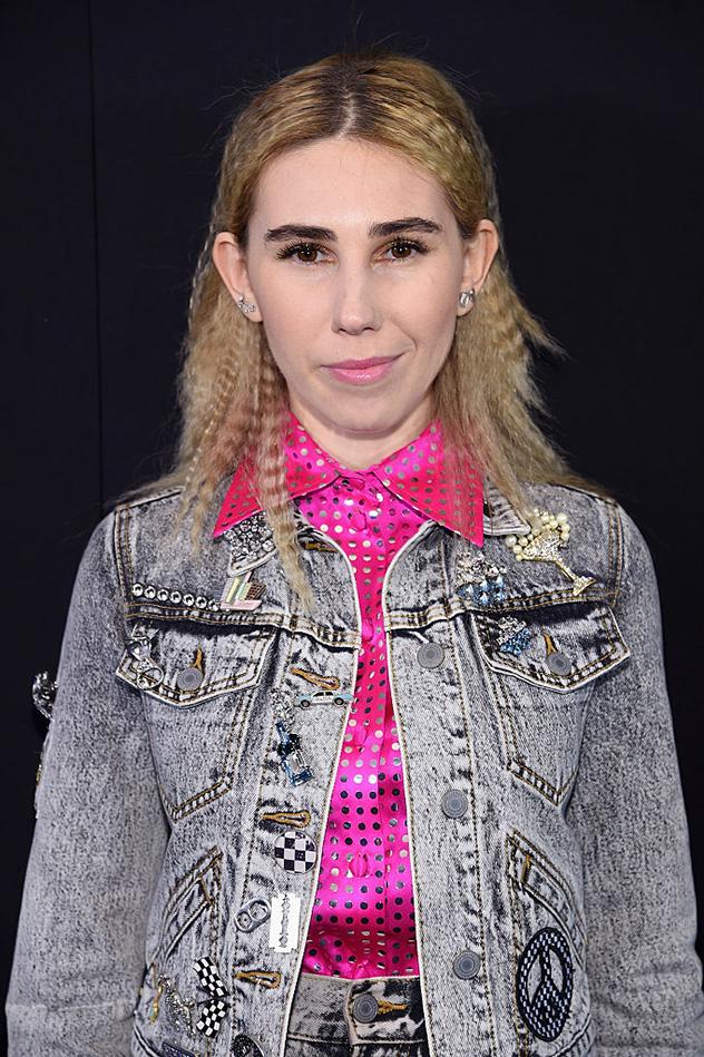 """גם שושנה מ""""בנות"""" בעניין (צילום: Jamie McCarthy/Getty Images for Marc Jacobs)"""