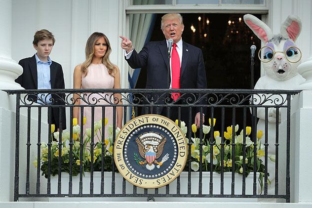 בדעה צלולה (צילום: Chip Somodevilla/Getty Images)