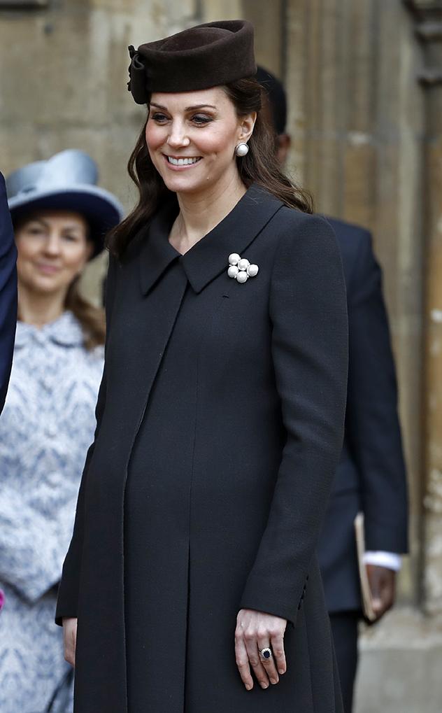 הנסיכה האם (צילום: Tolga Akmen - WPA Pool/Getty Images)