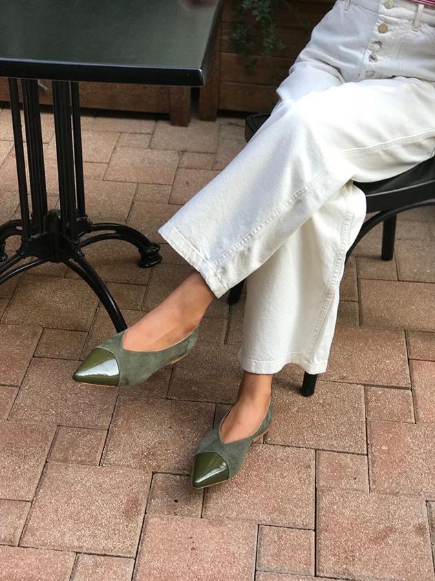 """נעלי אמריה (צילום: יח""""צ)"""