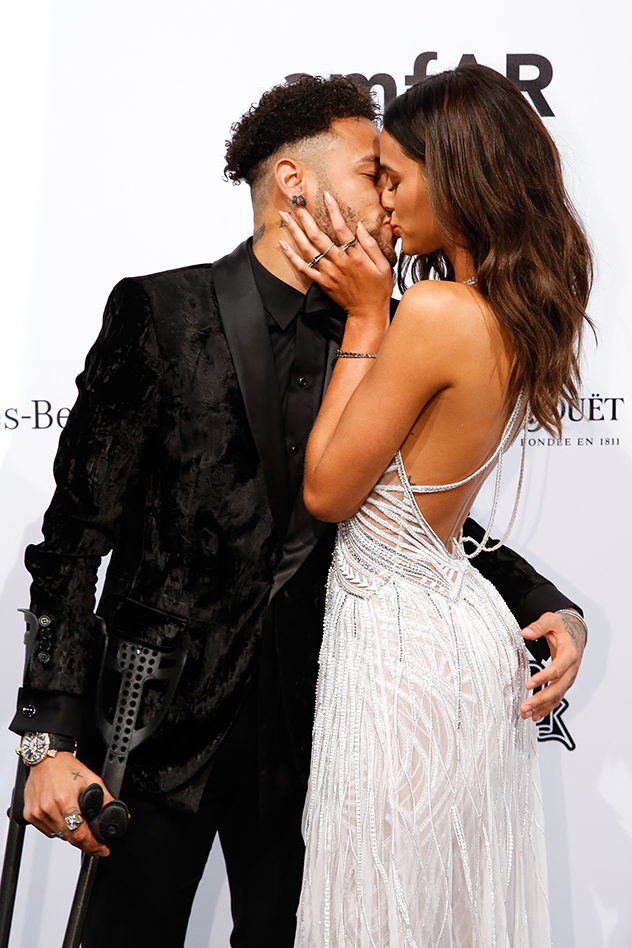 מאוהבים (צילום: Alexandre Schneider/Getty Images for amfAR)