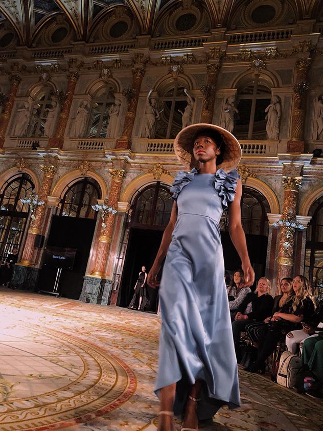מבוטיק המעצבים בדיזינגוף סנטר לשבוע האופנה של פריז (צילום: oxford fashion studio)