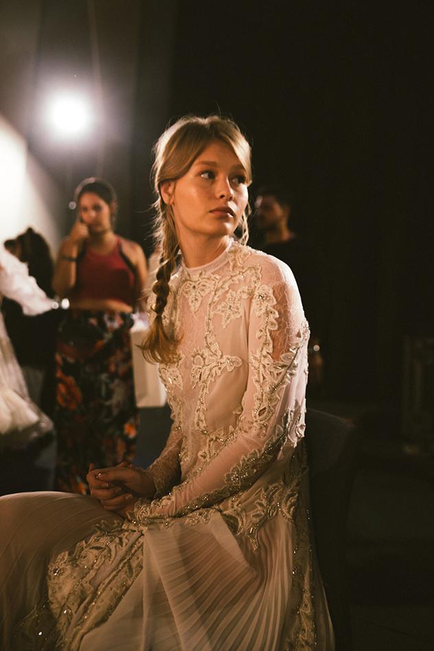 סופיה מצ'טנר לובשת דנה הראל (צילום: רותם לבל)