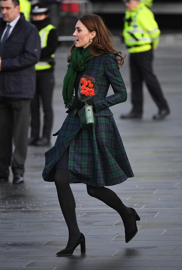 בסקוטלנד התלבשי כסקוטית (צילום: Jeff Mitchell; Getty Images)