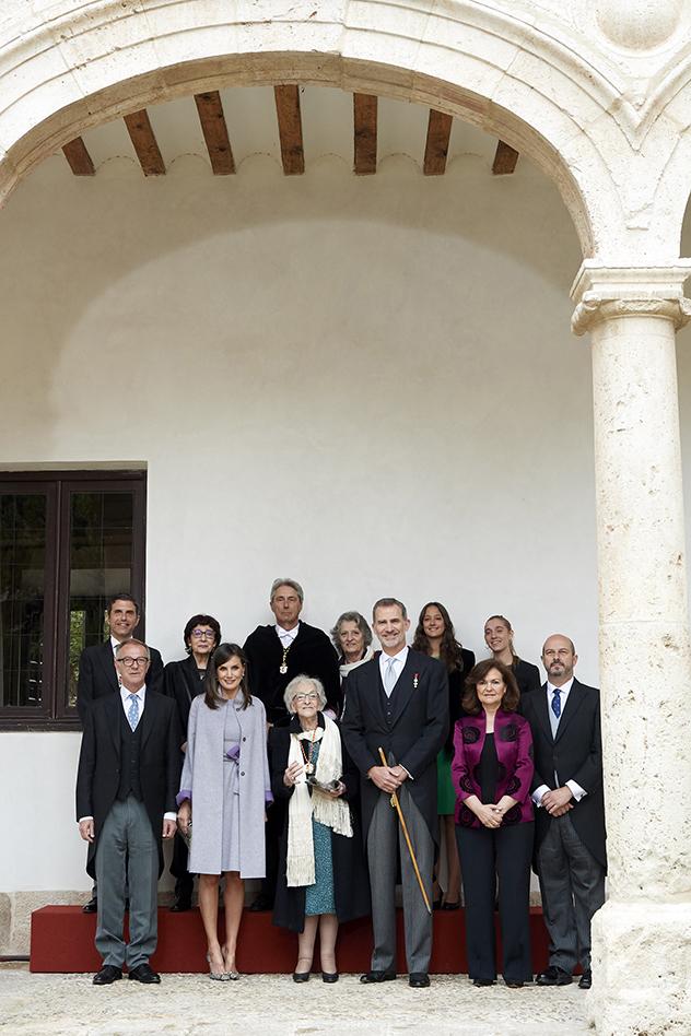 באירוע פרסי מיגל סרוונטס (צילום: Carlos Alvarez לגטי אימג'ס)