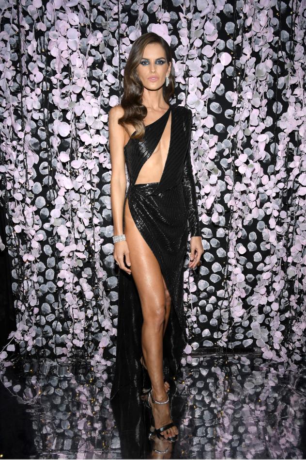 בד זה אוברייטד. איזבל גולרט בשמלה המדוברת (צילום: Pascal Le Segretain; Getty Images)