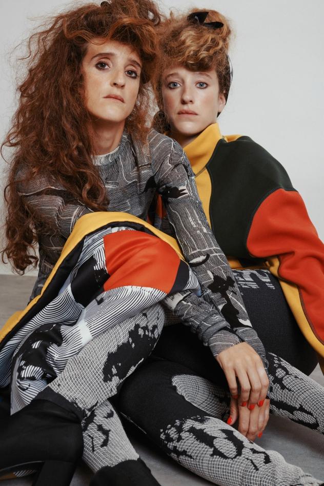 קולציית סתיו/חורף 2019 של H&M סטודיו (צילום: שי פרנקו)