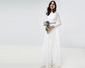 הכלה לבשה אסוס: שמלת הכלה הכי פופלרית באתר עולה רק 650 שקלים