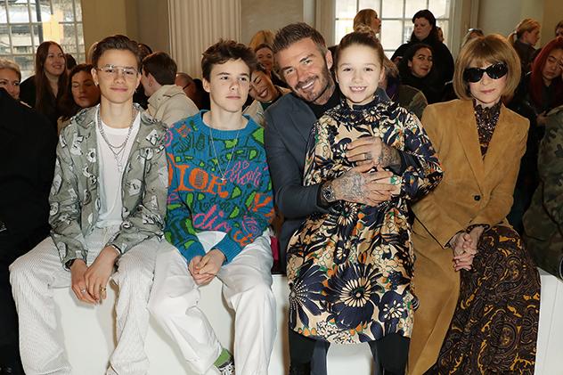 כבר חלק מהמשפחה (צילום: Darren Gerrish/WireImage)