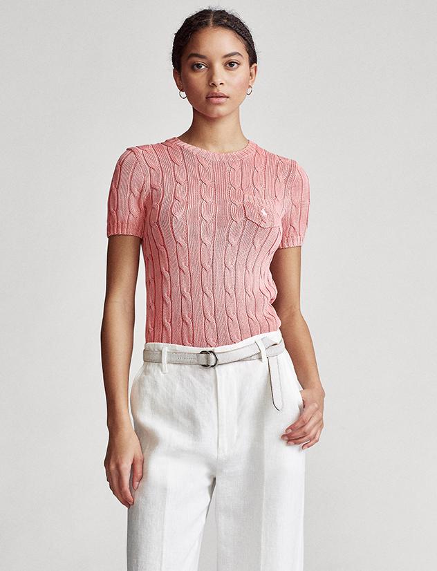 """פולו ראלף לורן ל-Factory54, מחיר חולצה: 553 שקלים במקום 650 (צילום: יח""""צ)"""