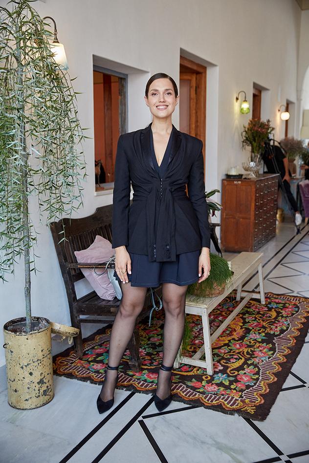 מרינה מקסימיליאן (צילום: שוקה כהן)