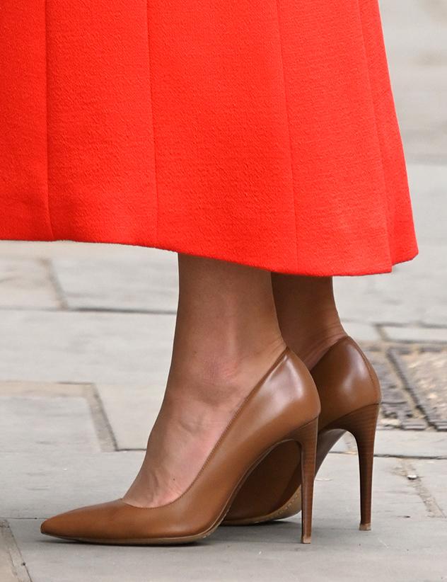 שוקינג מגובה הנעליים (צילום: Karwai Tang לגטי אימג'ס)