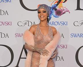 לא רק ריהאנה: טרנד חשיפת הפטמות כובש את עולם האופנה