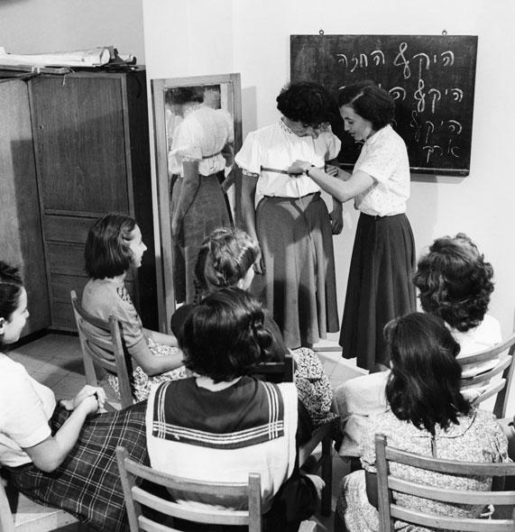 שנות ה-50 בתל אביב | צילום: גטי אימג'ס