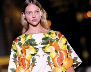 תביא ביס: בגדי וינטג' עם הדפסי פירות