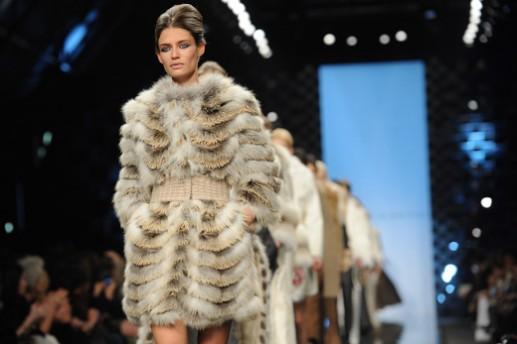 פרווה בשבוע האופנה במילאנו