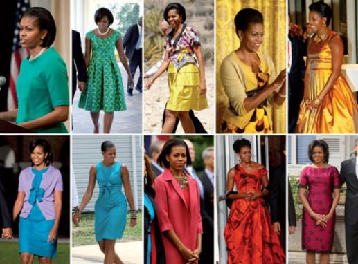 הסטייל של מישל אובמה