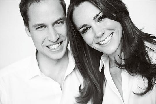קייט מידלטון והנסיך ויליאם