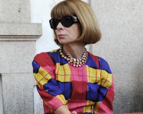 """חליפה כבר יש: אנה וינטור תמונה לשגרירת ארה""""ב באירופה?"""
