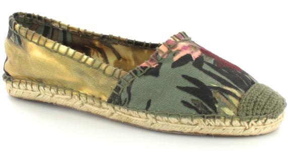 נעלי אספדריל בד