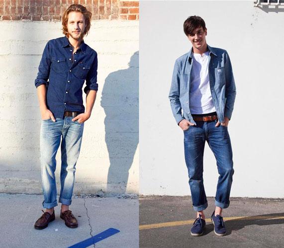 הקיפול הנכון במכנסיים לגברים