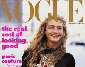 """אנה ווינטור על השער של ברקו בג'ינס: """"היא השמינה ולא נכנסה לחצאית"""""""