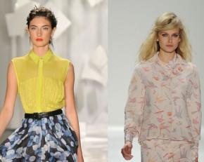 רצים למרחקים ארוכים: הטרנדים החמים משבוע האופנה בניו יורק