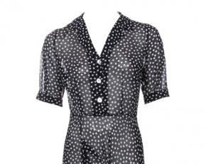 שמלת נקודות של אלמביקה במתנה