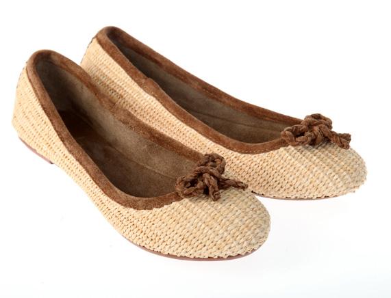 נעלי בלרינה של פול אנד בר